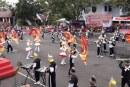 Kejurda Drum Band Berlangsung Spektakuler, Ketua PDBI Clay Dondokambey Apresiasi Kerja Tim