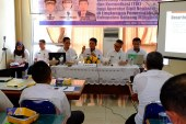 Majukan SDM di Lingkup Pemkab Bolmong, Diskominfo Bolmong Gelar Workshop