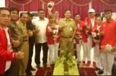 Jemput Atlet Sulut Peraih Medali Asian Games, OD-SK: Anda Telah Memberikan Kebanggaan
