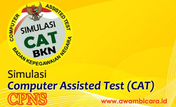 Jelang Pendaftaran CPNS, Pemkot Kotamobagu Gelar Simulasi CAT