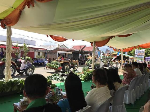 Pemprov Sulut Apresiasi Ivent Potato Festival 2018 Modoinding Minsel