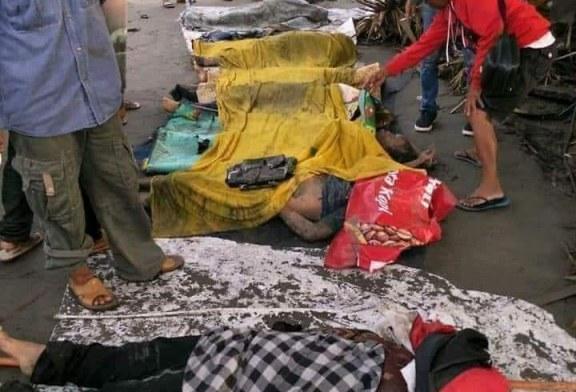 Bupati Bolmut Turut Berduka Cita Untuk Korban Gempa dan Tsunami di Sulawesi Tengah