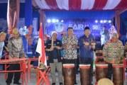 Pemkab Bolmut Hadiri Pembukaan Pameran Bone Bolango Fair 2018