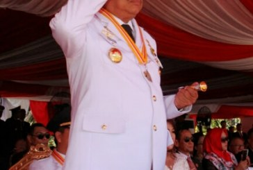 Pemprov Sulut Sukses Gelar Upacara HUT Proklamasi RI ke – 73, Gubernur Olly Jadi Irup, Berlangsung Penuh Khidmat