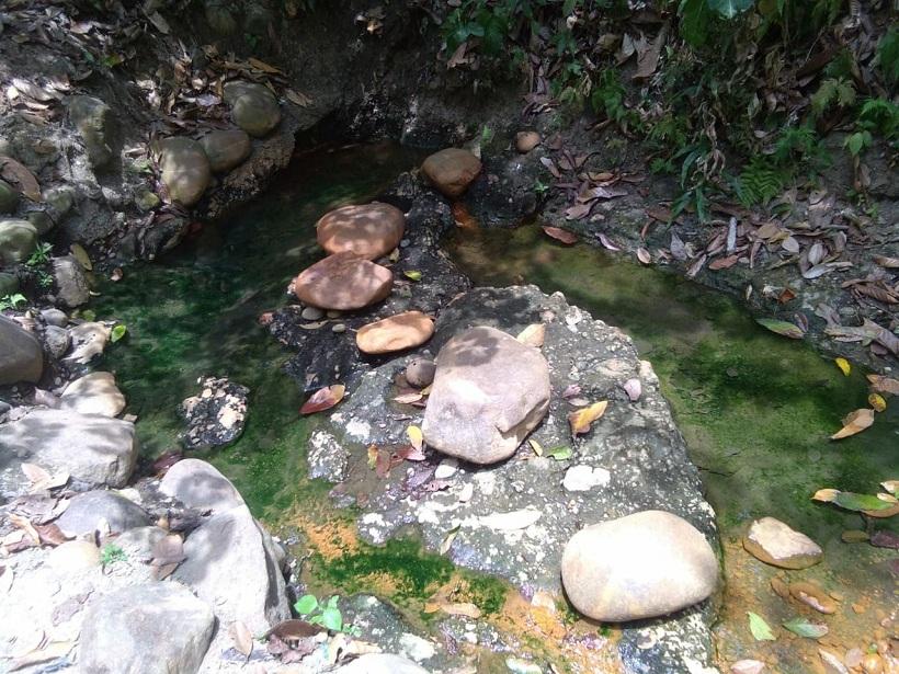 Bukan Hanya Objek Wisata Batu Putih Desa Bilalang Satu Menyimpan Wisata Air Panas