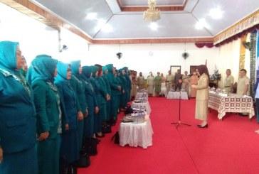 Lantik Pengurus PKK Kotamobagu Ini Permintaan Walikota