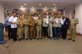 Berlangsung di Kantor Gubernur, Tim Ekspedisi APPSI Gali Potensi Unggulan Sulawesi Utara
