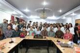 Wagub Kandouw Lepas 21 Calon Mahasiswa Sulut ke Taiwan, Difasilitasi PT MSM PT TTN dan PT Archi Indonesia