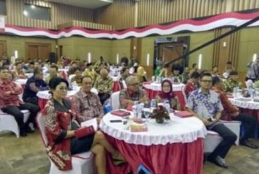 Bupati ROR Hadiri Pembekalan Pemerintahan Dalam Negeri Bagi Bupati/ Walikota di Jakarta