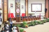 Wagub Kandouw Sebut 10 Prioritas Pembangunan Sulut Saat Sampaikan Pengantar Nota Keuangan RAPBD 2019