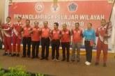 Berlangsung di Sulut, Pekan Olahraga Pelajar Wilayah V Tahun 2018 Resmi Digelar