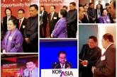 """Gubernur Olly Dampingi Presiden ke-5 Megawati jadi Pembicara di """"The KOR-ASIA Forum 2018 di Korea Selatan"""