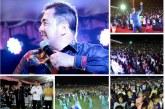 Pimpin Ibadah KKR Ratatotok, Ini Pesan Pendeta Gilbert Lumoindong