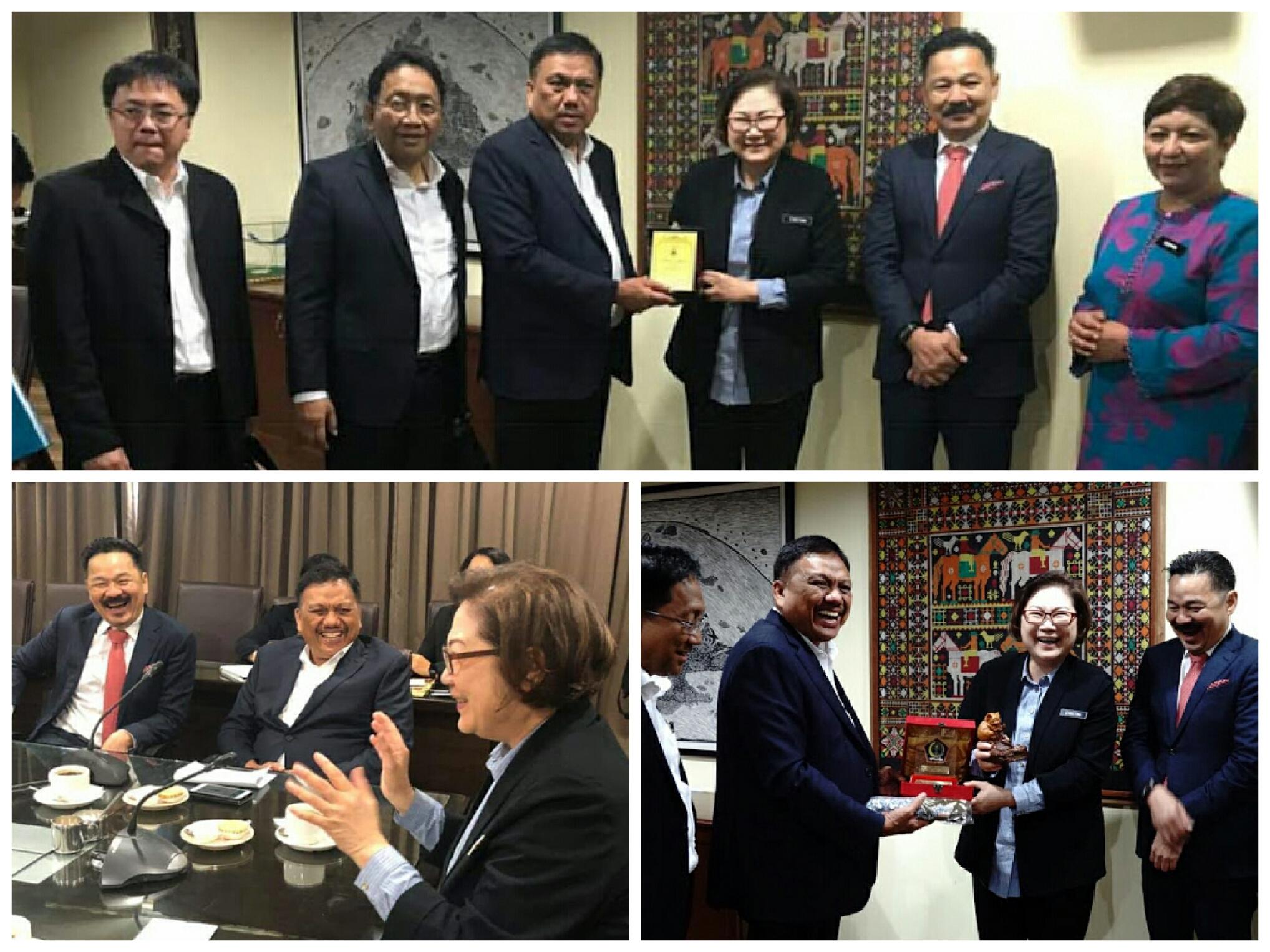 Setelah Sukses Datangkan Turis Cina, Kini Gubernur Olly Rambah Turis Malaysia