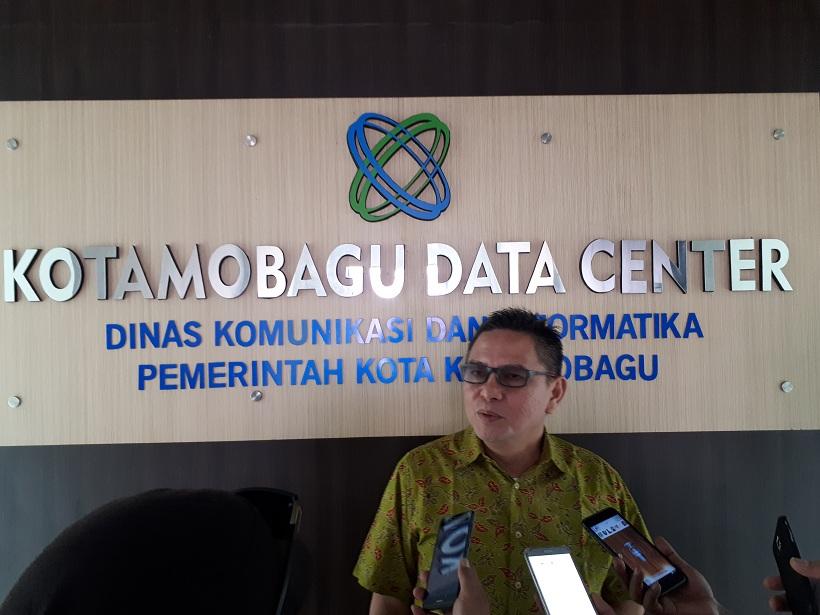 Selain Dapat Pujian Soal Data Center KIP Sulut Beri Masukan Ke Diskominfo Kotamobagu