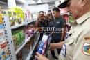 Jelang Natal Pemkot Kotamobagu Sidak Sejumlah Supermarket