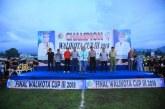 Tatong : Kompetisi Sepak Bola Seperti Ini Mampu Melahirkan Pemain Yang Mengharumkan Nama Daerah