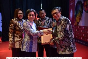 Dinilai Peduli HAM, Kabupaten Bolmong Dianugrahi Penghargaan