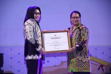 Sehari Kotamobagu Terima Dua Penghargaan