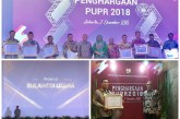 Hebat.! Provinsi Sulut Raih Award KBPU dari Kementerian PUPR