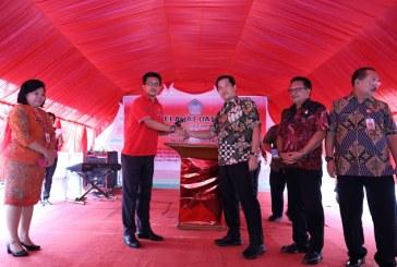Berkunjung ke Bitung, Wagub Kandouw Ingatkan 10 Prioritas Pembangunan Sulut