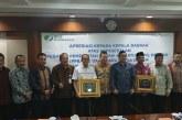 Pemkab Minahasa Terima Penghargaan dari BPJS Ketenagakerjaan