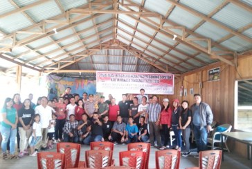 Pemkab Mitra Gelar Sosialisasi Antisipasi Erupsi Gunung Soputan