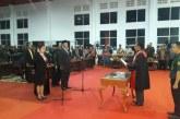 Ketua DPRD Mitra Resmi Dilantik, Sumendap Sebut Ini Ketua Dewan Pertama dari Perempuan