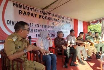 Bupati Sumendap Ajak Seluruh Elemen Sukseskan Pemilu 2019