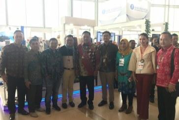 Bupati James Sumendap Hadiri  Rapat Koordinasi Nasional Investasi 2019