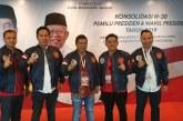 Di Konsolidasi Pemilu 2019, Sumendap Pastikan Jokowi-Ma'ruf Menang di Sulut