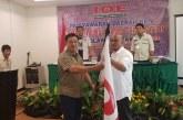 Tonny Lasut Terpilih Ketua Umum IOF Sulut Periode 2019-2023