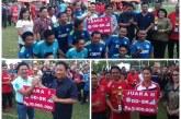 Kalahkan Dikda, 4-3 Pemkot Bitung Juara Turnamen PNS Futsal se- Sulut