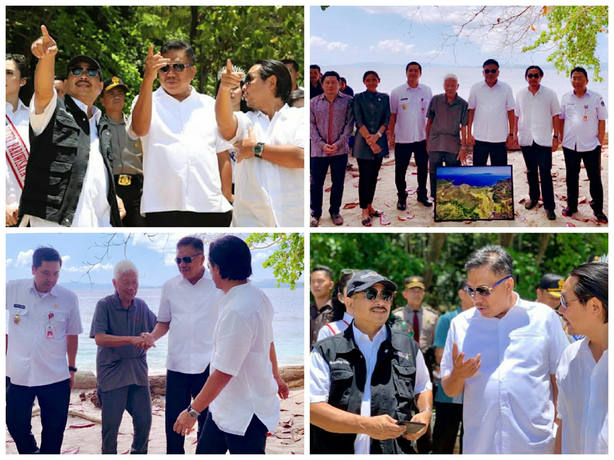 Kolaborasi Pemprov-Swasta, Menpar Arief Pastikan KEK Tanjung Pulisan Gol Juni 2019
