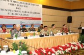 Berjalan Alot, Gubernur Olly Pimpin Langsung RUPS Bank SulutGo