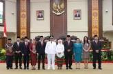 Sah.! Gubernur Olly Resmi Lantik Deddy Abdul Hamid sebagai Wabup Bolsel