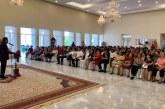 Gubernur Olly dan Isteri Tercinta Ibadah Paskah Bersama WKI dan Lansia GMIM Eben Haezer Bumi Beringin