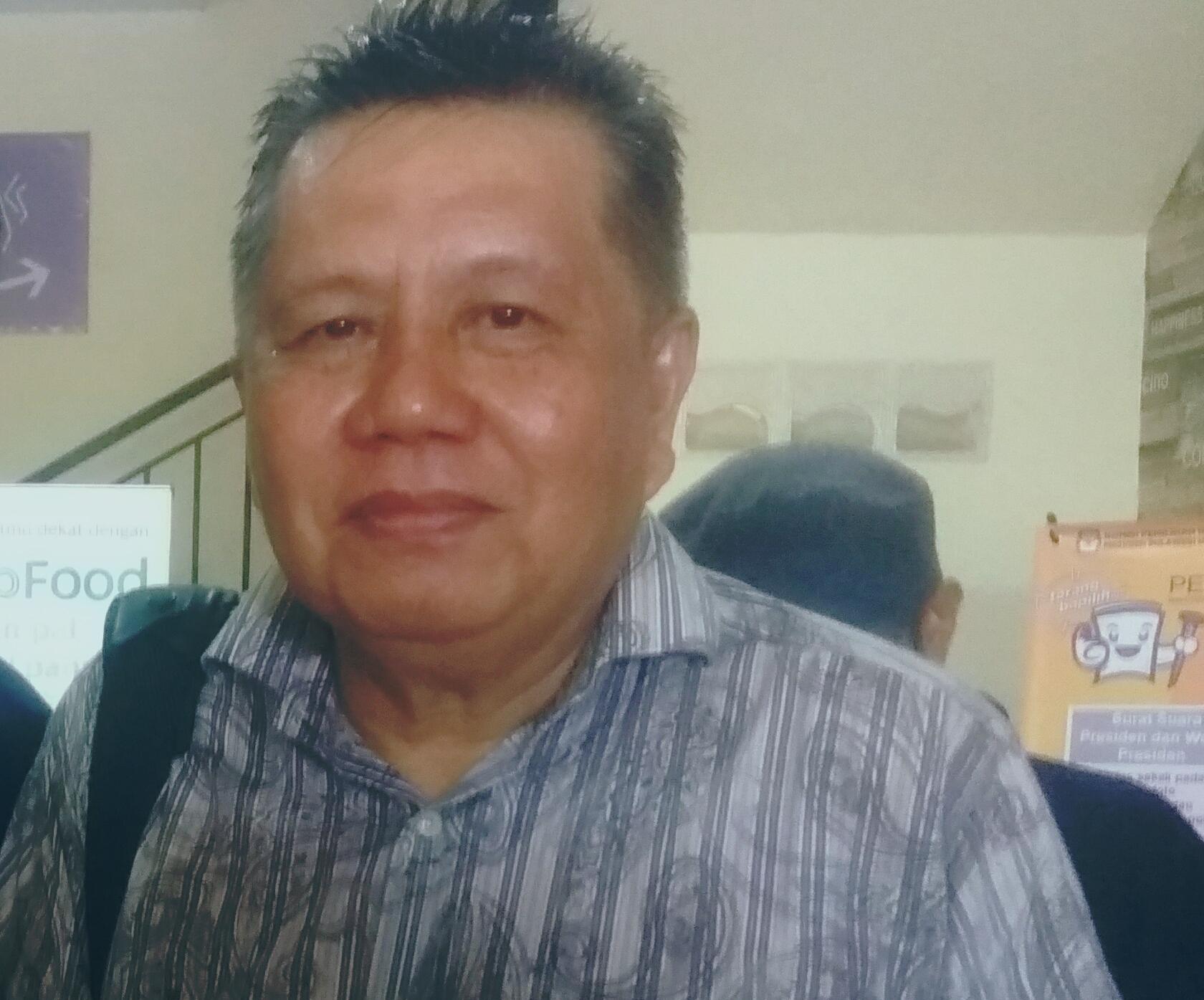 H-2 Jelang Pemilu 17 April 2019, Artur Kotambunan Ajak Jaga Keamanan dan Jangan Golput