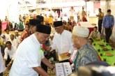 Gubernur Olly Safari Ramadhan serta Buka Puasa Bersama Muslim Langowan