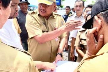 Tancap Gas, Gubernur Olly Tinjau Lokasi Rencana Pembangunan MORR III