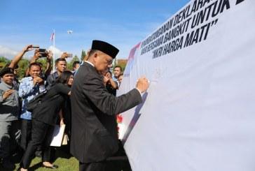 Gubernur Olly Sebut Sumpah Palapa Embrio Bagi Janin Persatuan Indonesia