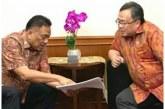 Gubernur Olly Temui Menteri PPN Usulkan Proyak Baru di Sulut