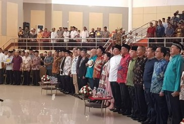 Gubernur Olly Sebut Halal Bihalal Memperkuat Hubungan Hablum Minallah Wa Hablum Minannas
