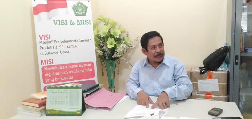 Kemenag Sulut : Penerbitan Sertifikat Halal tak Hanya di MUI