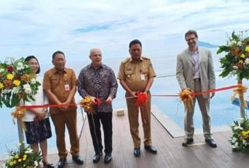 Gubernur Olly dan Dubes AS Resmikan Investasi Budidaya Ikan Lepas Pantai Senilai Rp 700 M