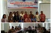DKP Sulut Gelar Monitoring dan Evaluasi Pembangunan bersama Kabupaten/Kota