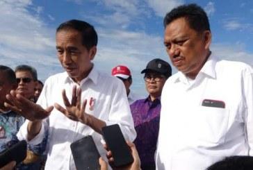 Tinjau KEK Pulisan, Jokowi Sebut Ini Untuk Majukan Pariwisata Sulut