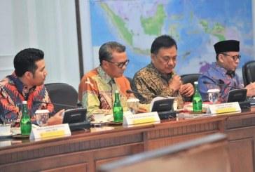 Presiden Jokowi Undang Gubernur Olly Ratas Bahas Progres PLTSa
