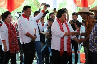 Peduli Lingkungan, Gubernur Olly Apresiasi Penanaman Mangrove yang Digagas OASE Kabinet Kerja