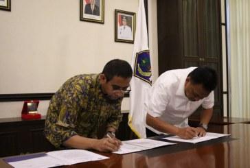 Pacu Ekspor dan Konektivitas, Gubernur Olly Teken MoU dengan Pelindo IV